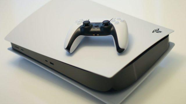 PlayStation 5 consola de videojuegos