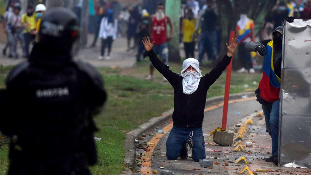 Protestas Colombia 2
