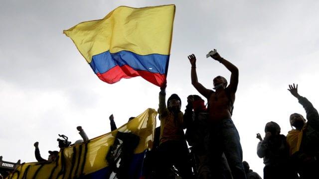 Protestas Colombia 3