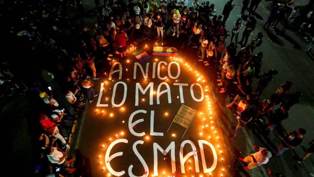 Protestas Colombia 5
