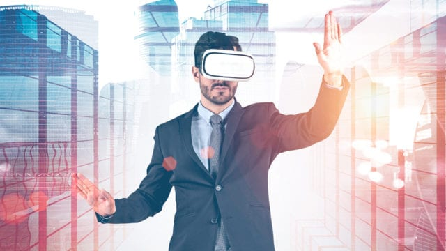 RV, realidad virtual