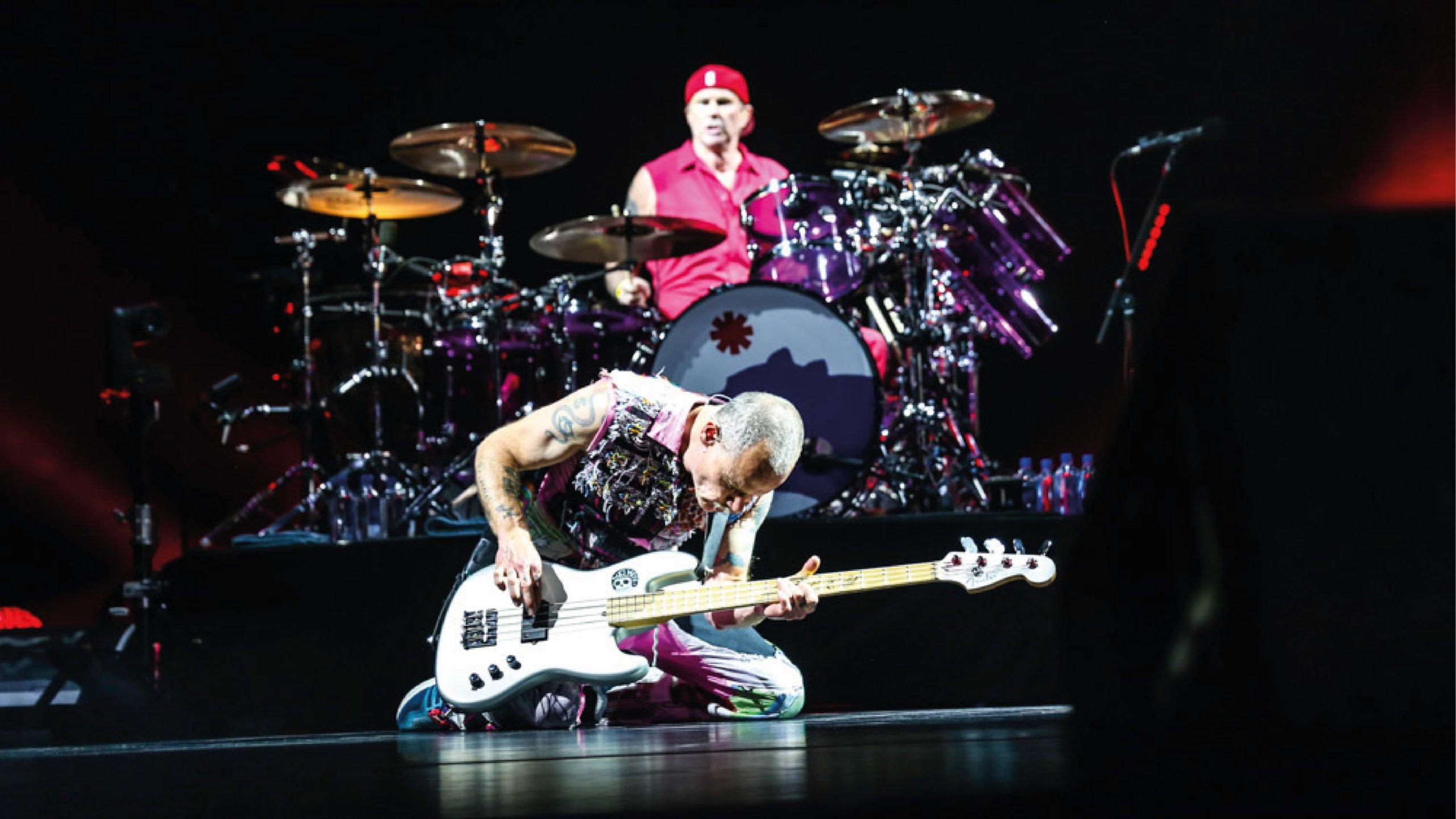 Red Hot Chili Peppers vende su catálogo musical por 140 mdd