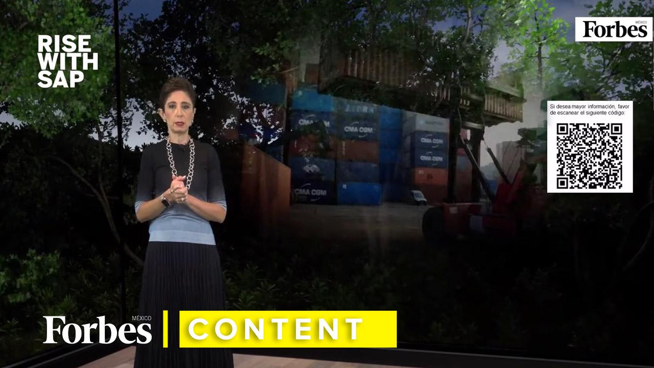 Evento virtual: RISE with SAP | Cómo revolucionar la forma de hacer negocios