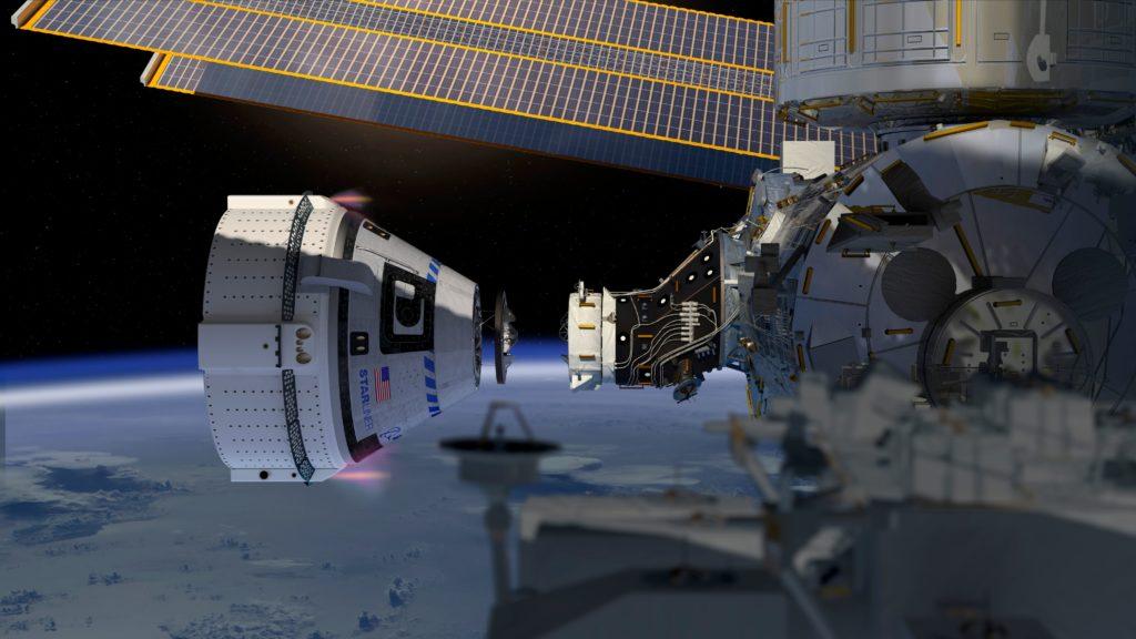 NASA Boeing