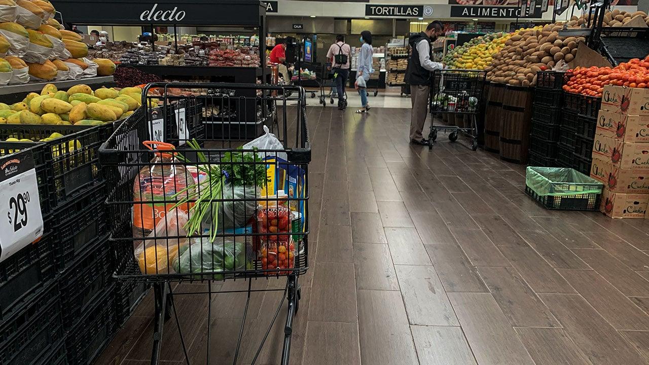 Precios de 44% de productos de la despensa subieron más que la inflación