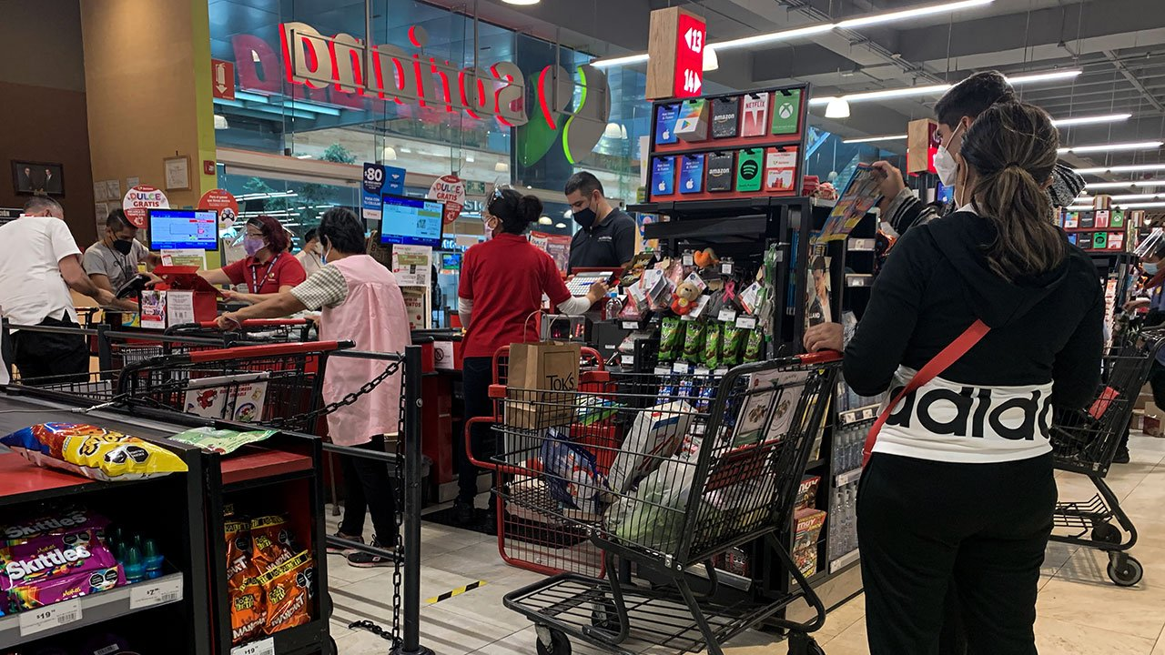 ¿Y qué hay del desabasto en el retail mexicano?