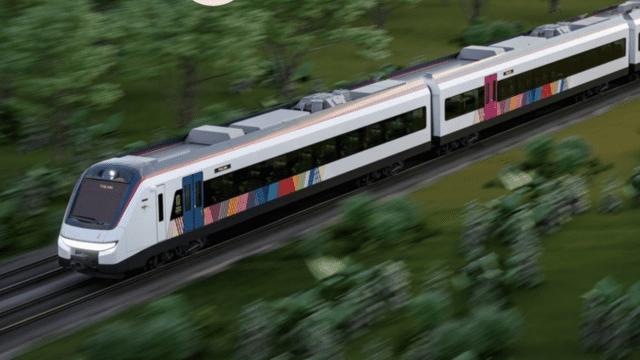 Diseño tren maya