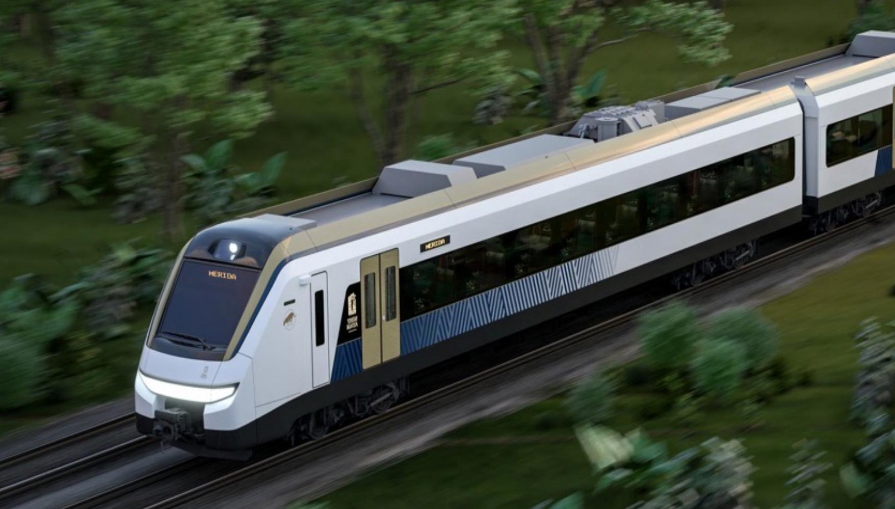 AMLO pide a Alstom-Bombardier cumplir en tiempo y presupuesto con Tren Maya