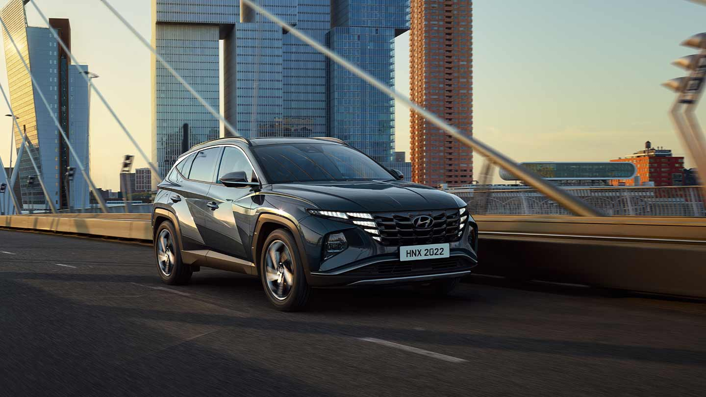 Tucson 2022: el SUV premium de Hyundai distintivamente futurista