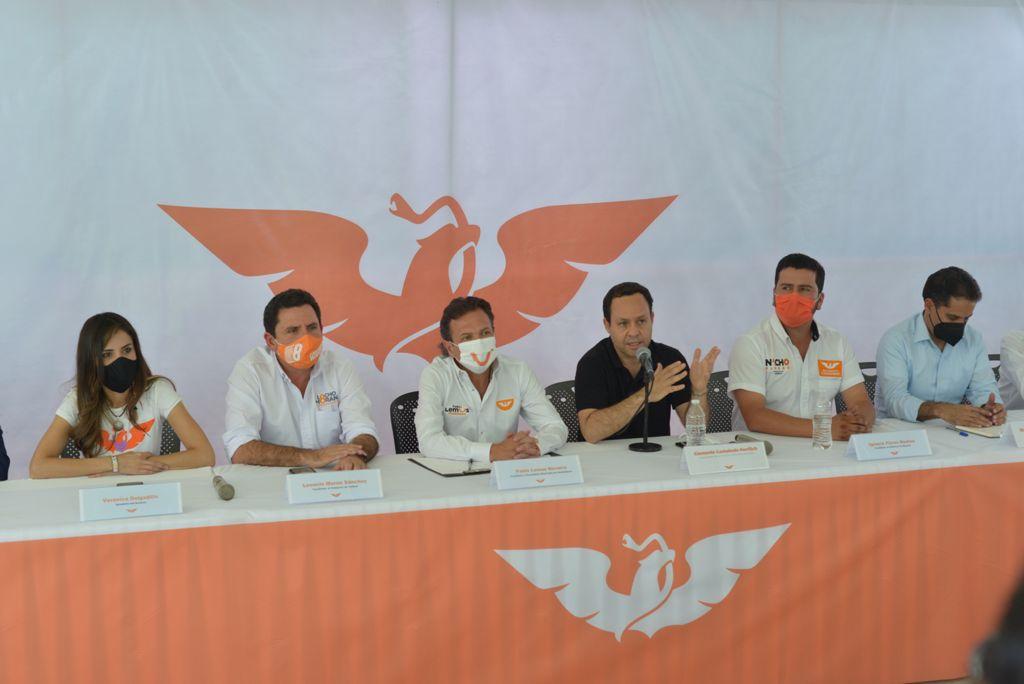 El crimen hostiga a candidatos de MC en varios regiones de México: Clemente Castañeda
