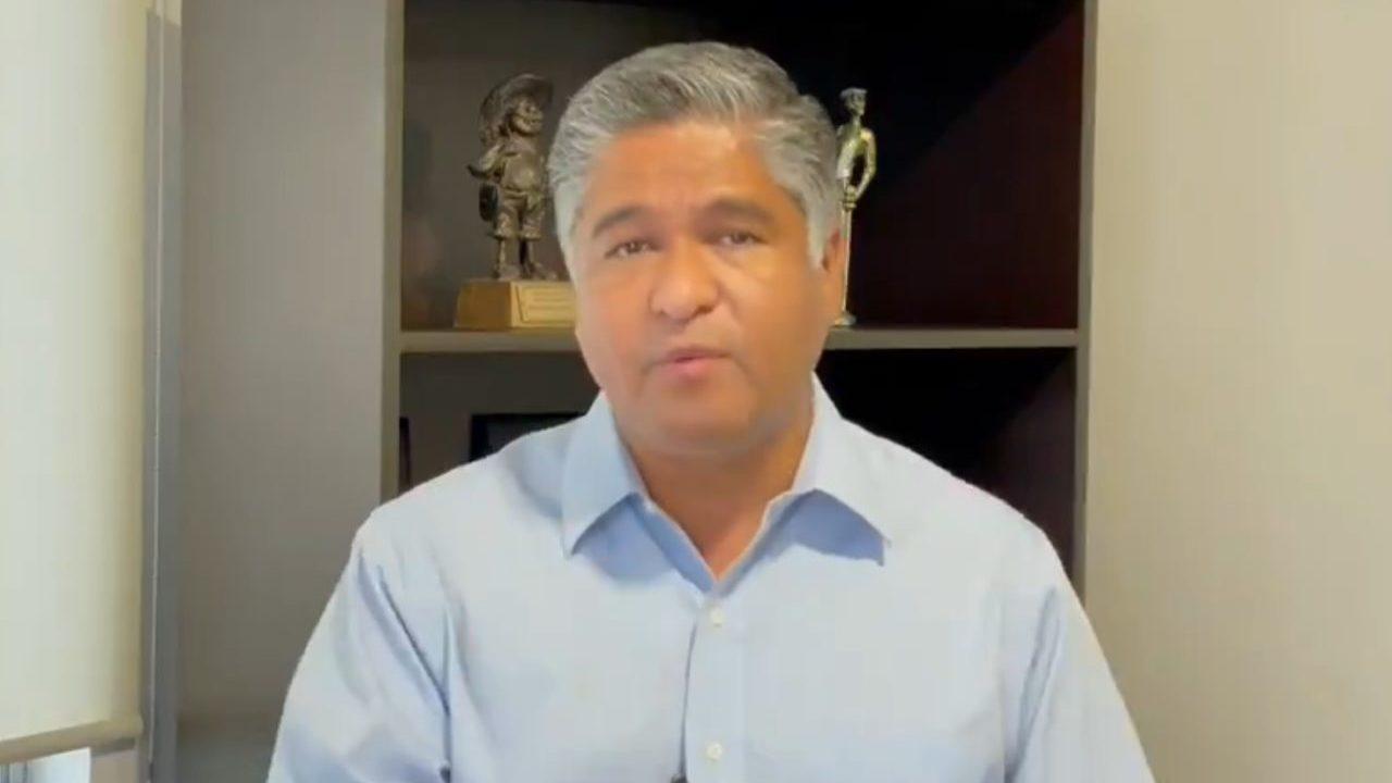 La 4T necesita convicción, dice Delgado sobre renuncia de Fuentes en Monterrey