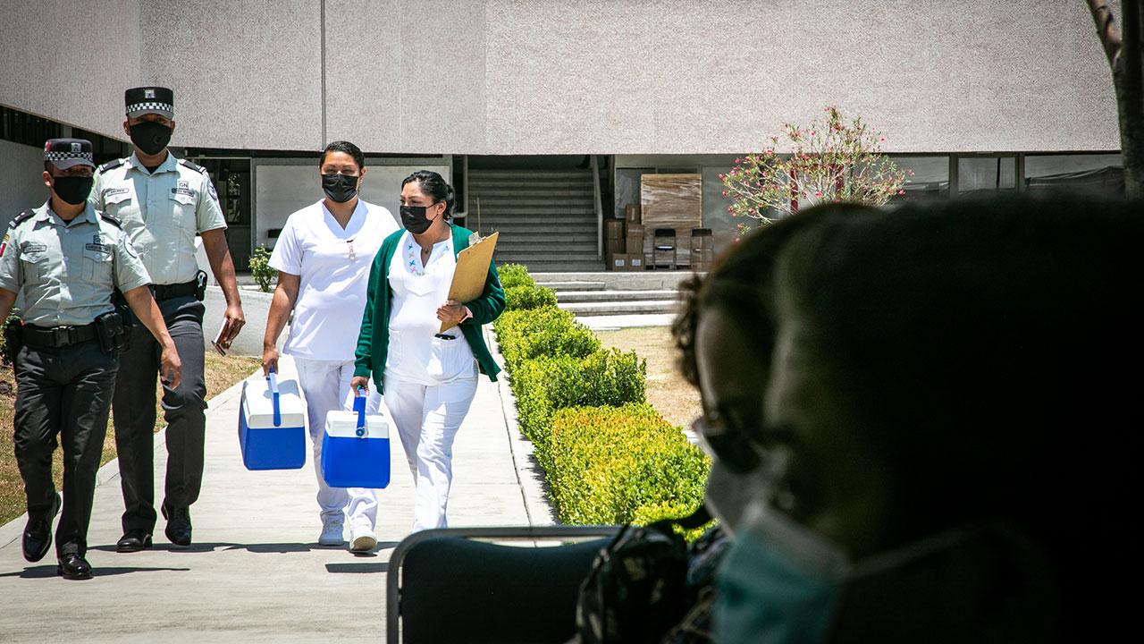 México, cuarto país con más muertes por Covid-19; suman 220 mil 384 mil