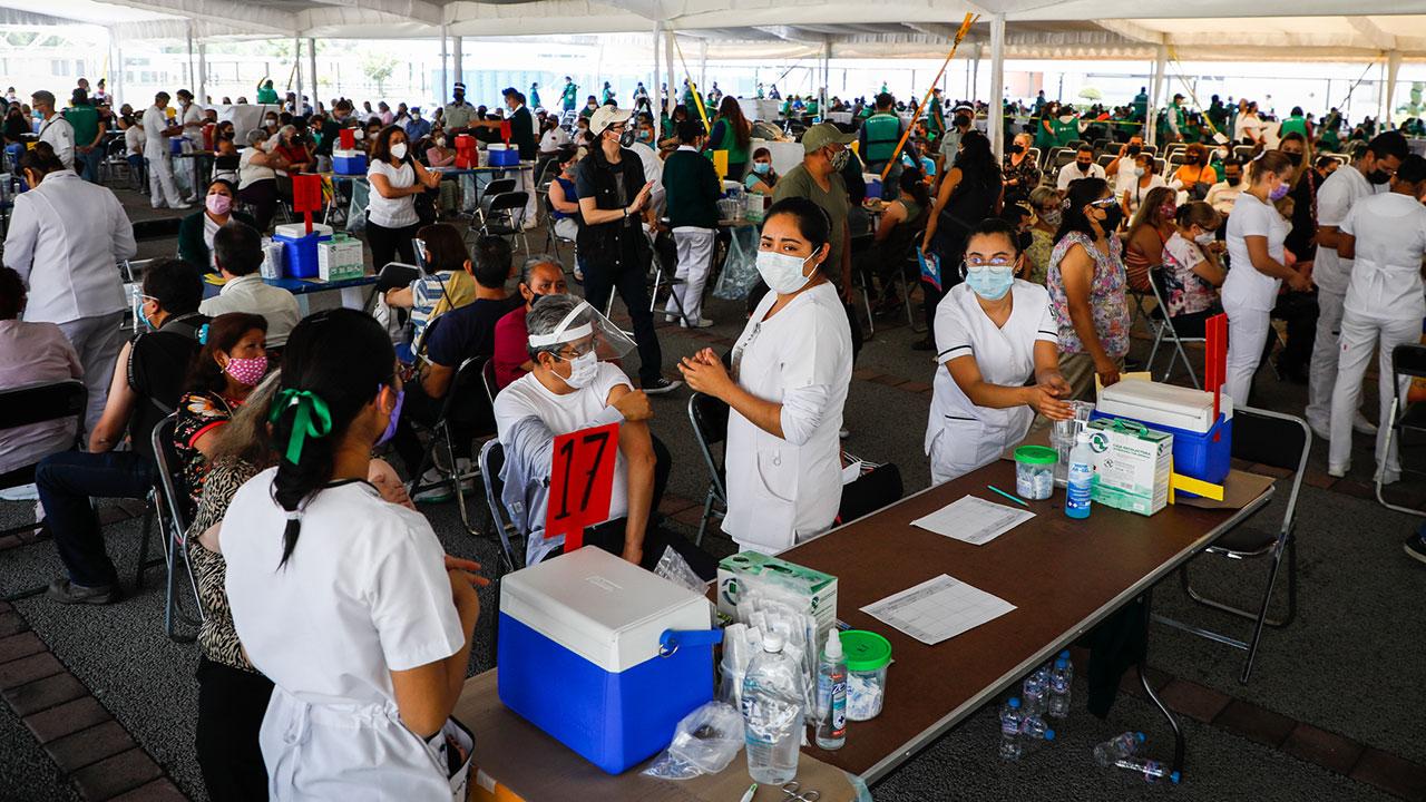 Próxima semana empieza vacunación para los de 18 a 29 años en Xochimilco