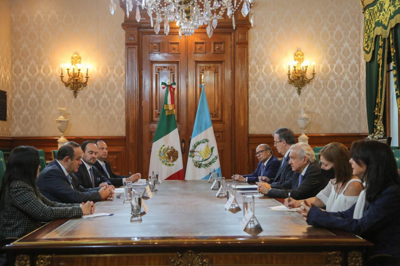 México y Guatemala suscriben acuerdo para instrumentar Sembrando Vida