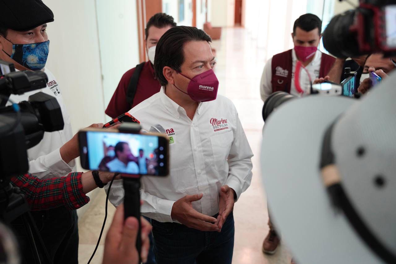 En San Luis Potosí se actuó de manera sensata: Mario Delgado