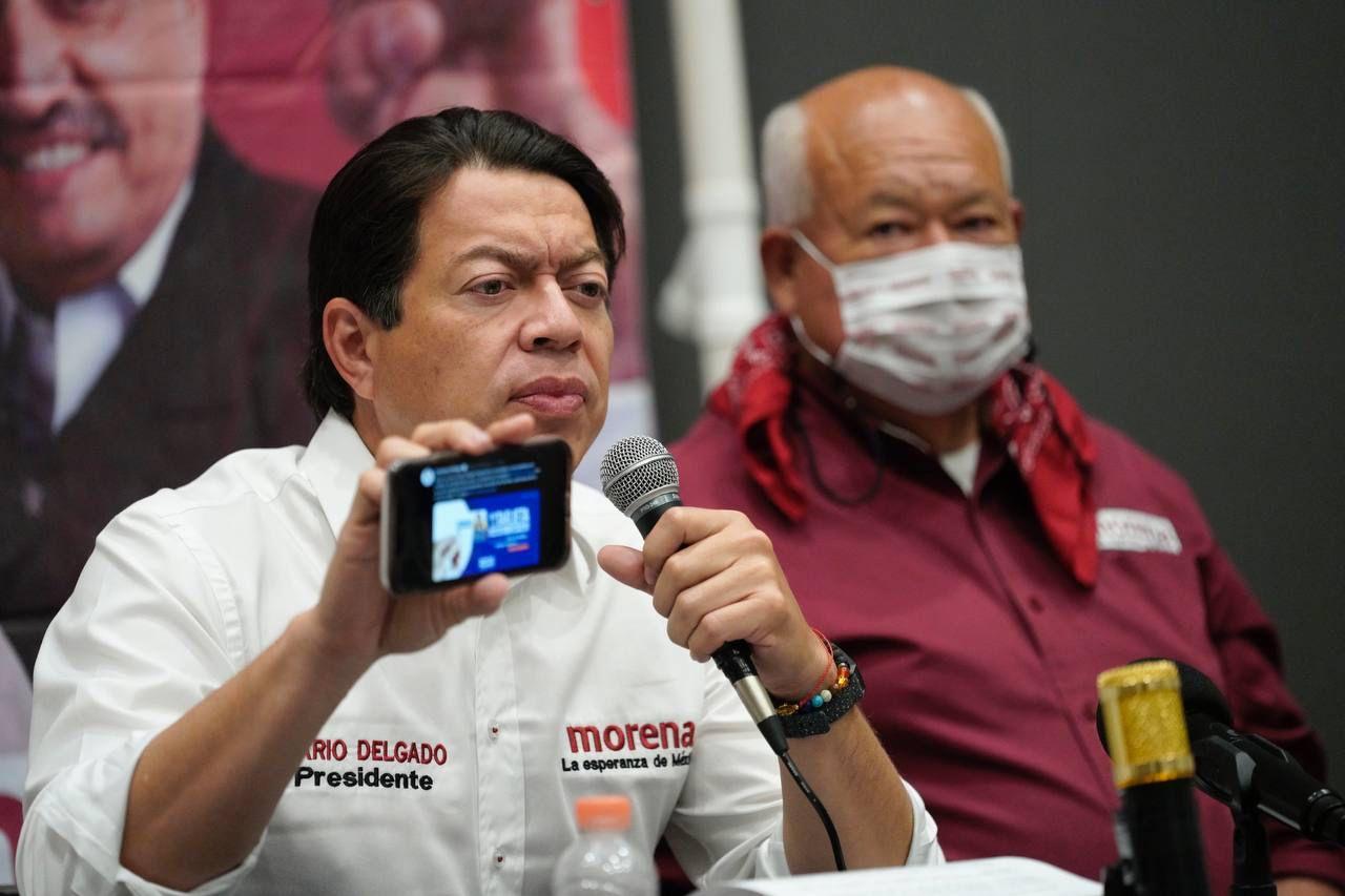 Delgado exige a Murayama no prejuzgar indagatoria contra De la Garza por tarjetas