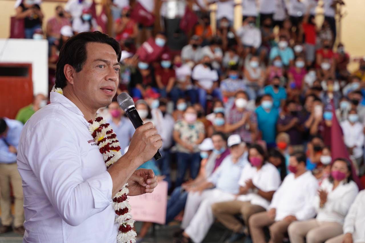 No podemos permitir más narcogobernadores: Mario Delgado