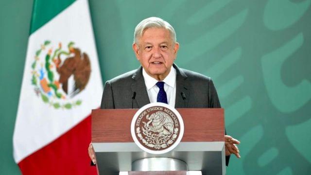 El presidente López Obrador en Torreón. Foto: Presidencia