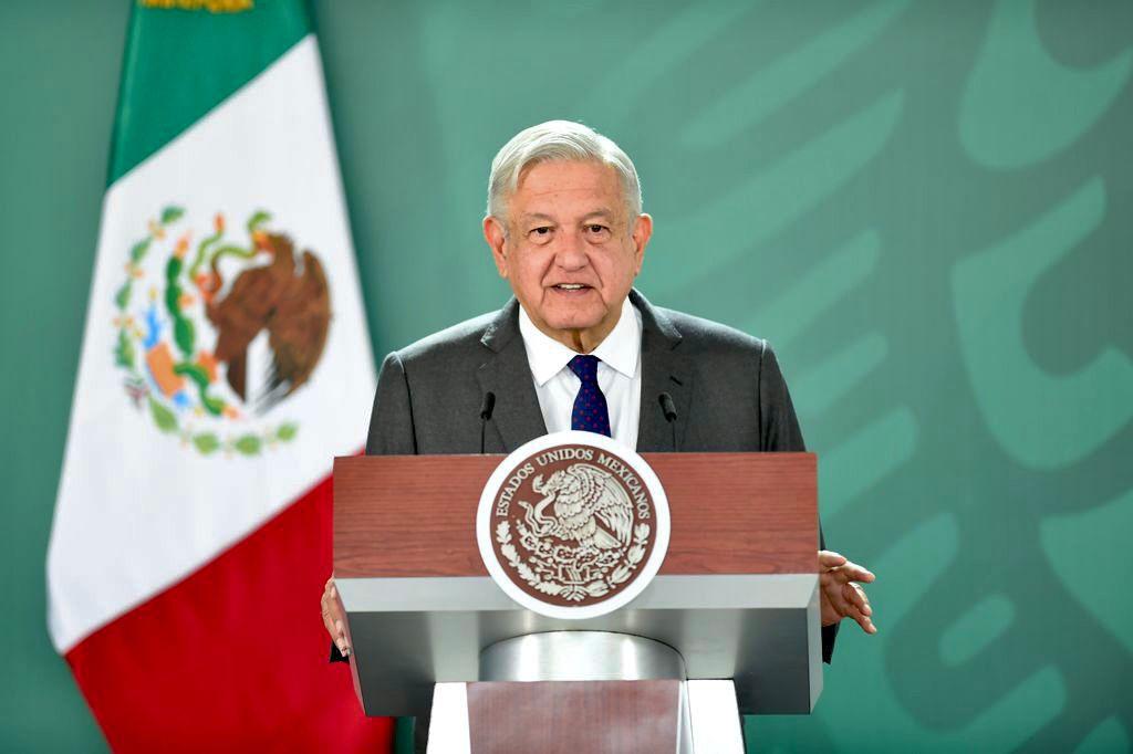 Partidos pueden ir a la ONU y la OEA, no se oculta nada: AMLO