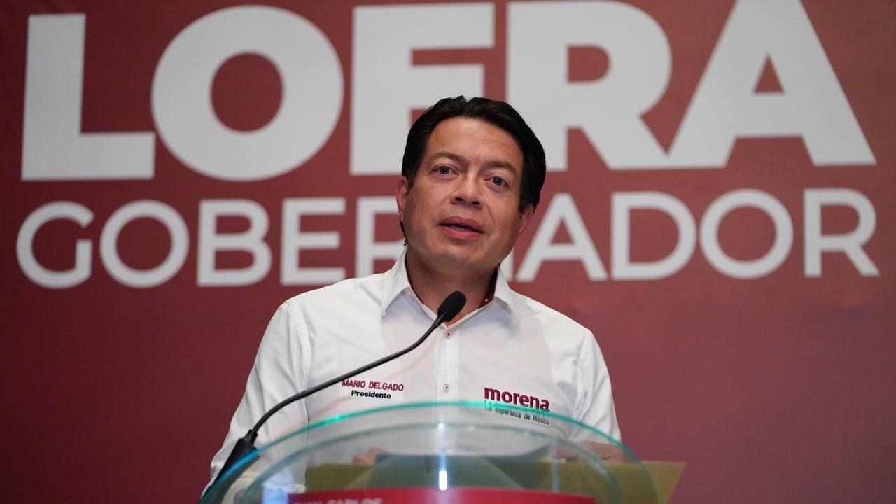 INE va a querer meter mano en resultados de elección: Mario Delgado