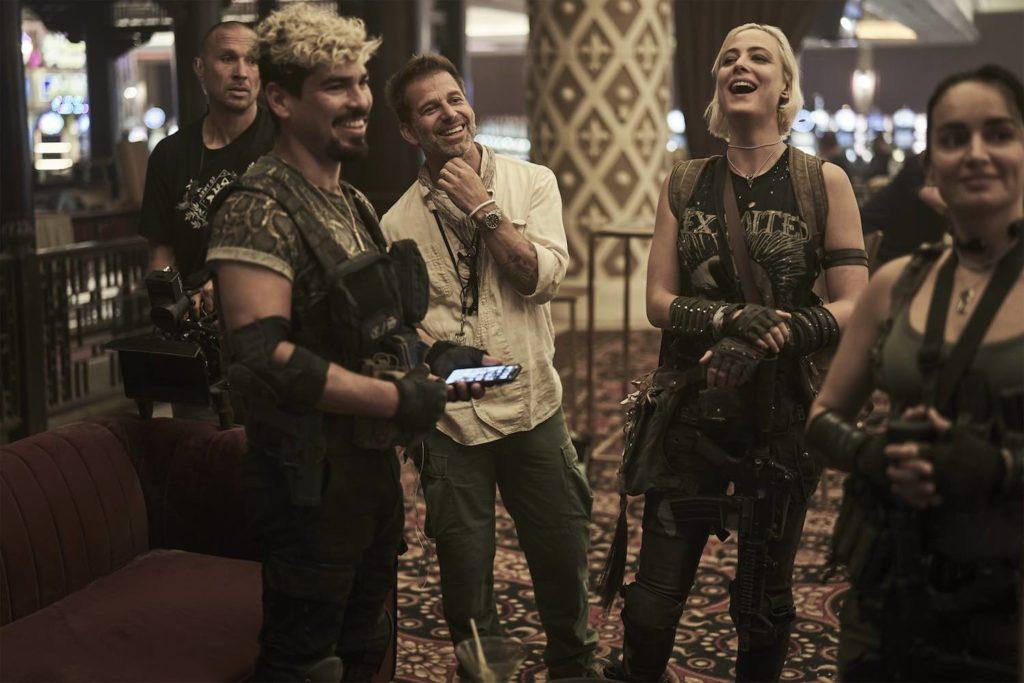 Zack Snyder El ejercito de los muertos Army of the dead Netflix
