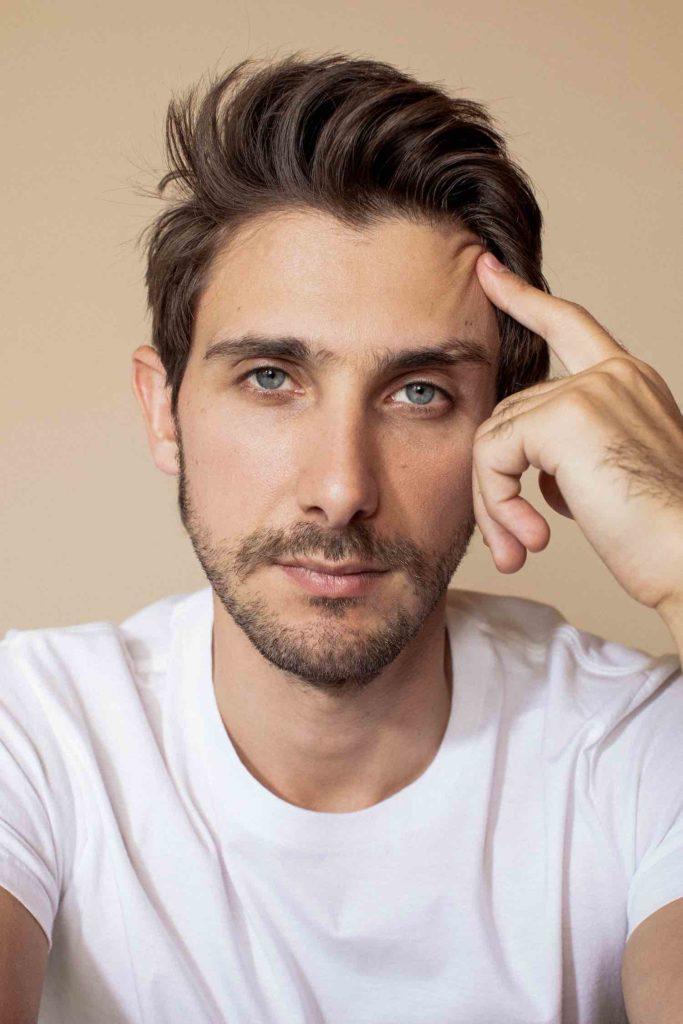 Emiliano Zurita El baile de los 41 Netflix