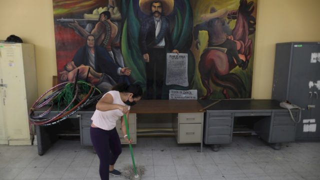 CDMX alista contrarreloj las escuelas para el regreso a las aulas