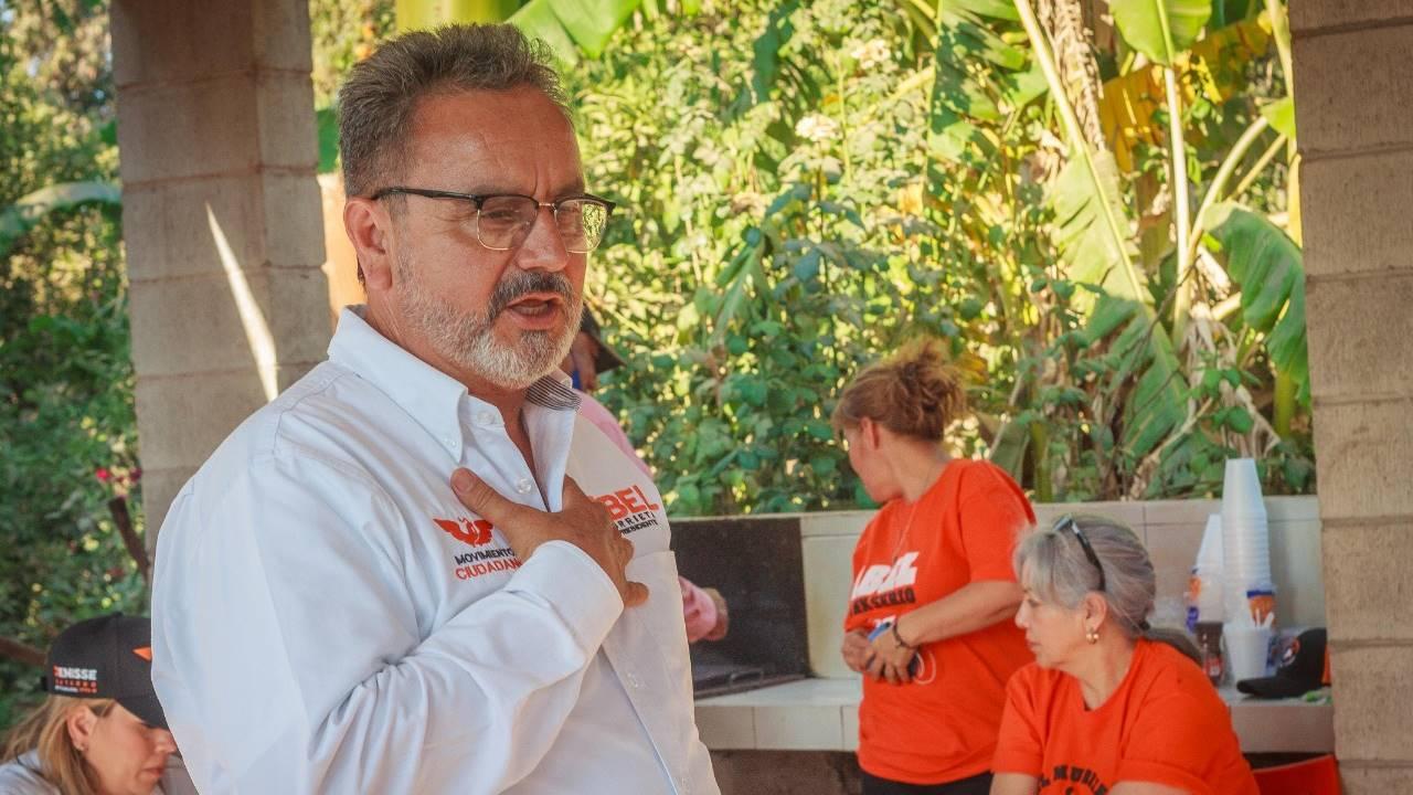 Se castigará a los responsables, dice AMLO sobre asesinato de candidato en Cajeme