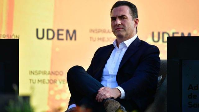 Samuel García favoreció a Morena en el Senado: Adrián de la Garza, candidato del PRI a NL