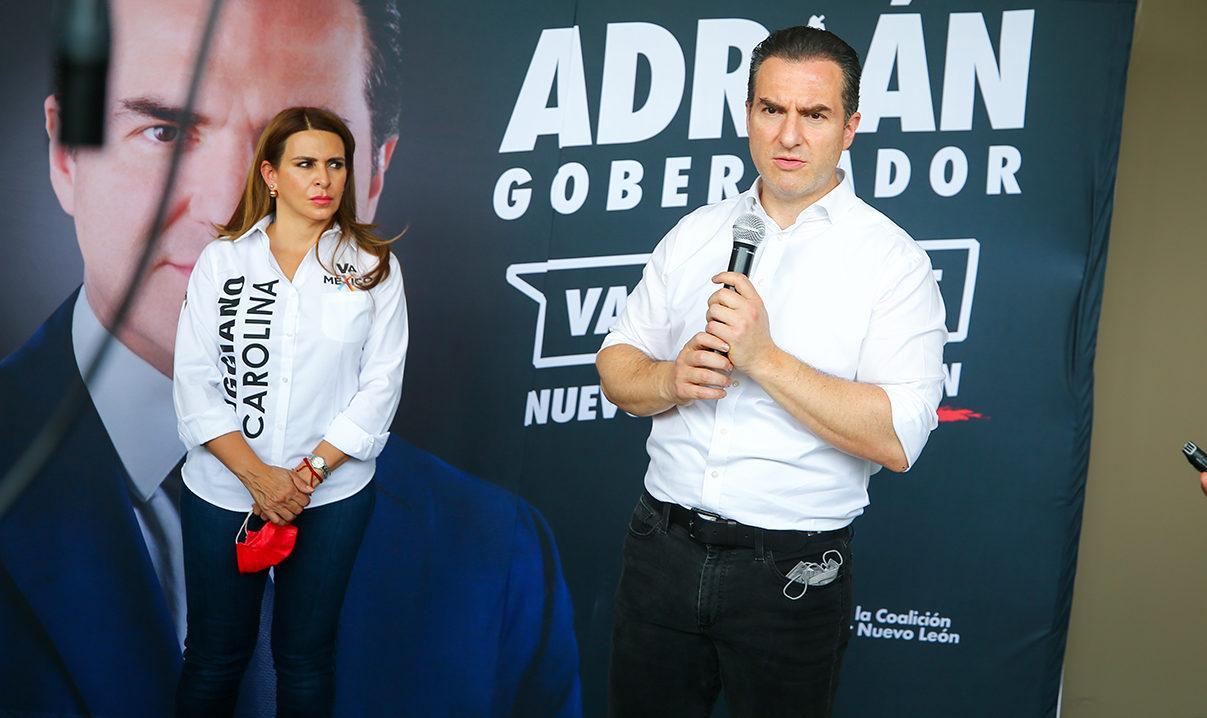 AMLO emprendió una persecución política en mi contra: Adrián de la Garza