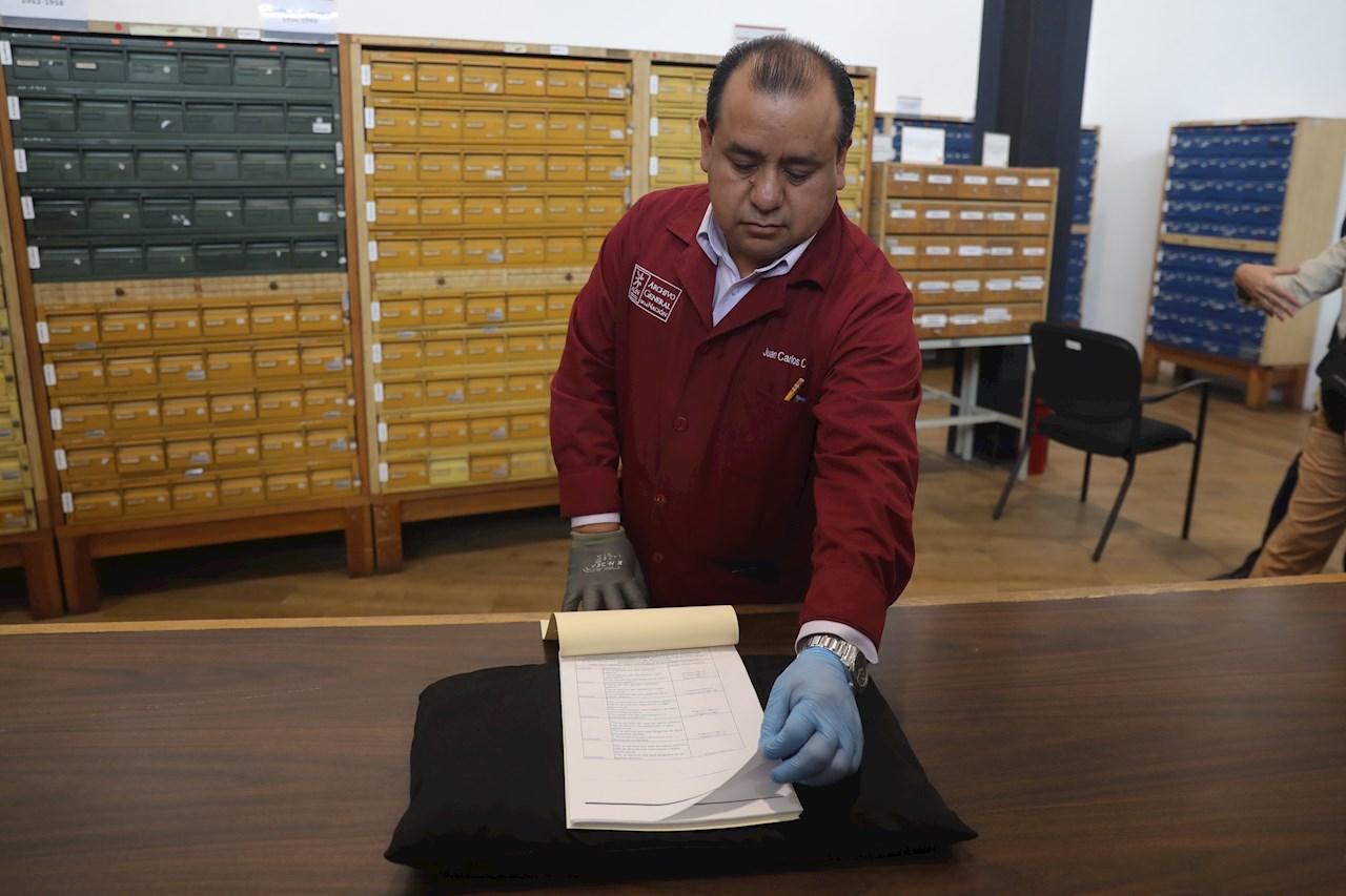 México reclama documentos robados de Cortés descubiertos en subastas en EU