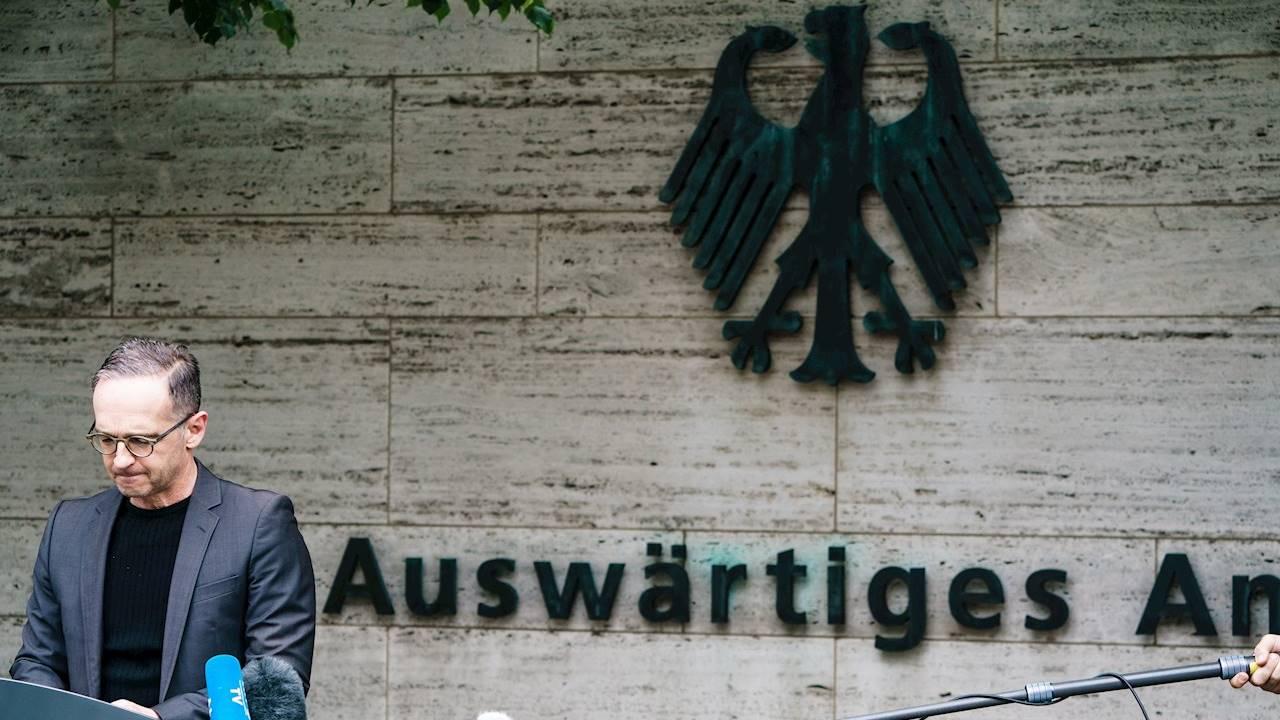 Alemania pide perdón por el genocidio de la época colonial en Namibia