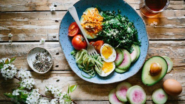 hábitos de alimentación nutrición