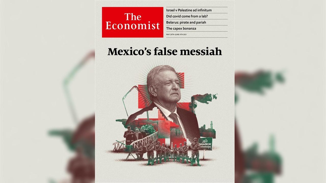 AMLO, falso mesías y un peligro para la democracia: The Economist