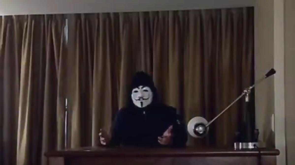 Anonymous alerta que hackers rusos planean ataque al INE el 6 de junio