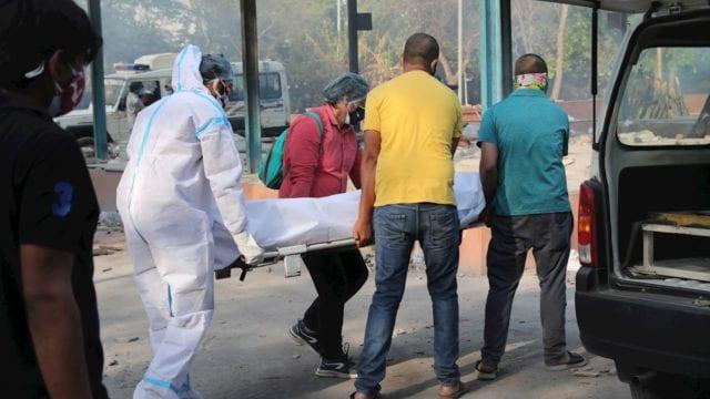 India ya es el segundo país más afectado por la pandemia de Covid-19