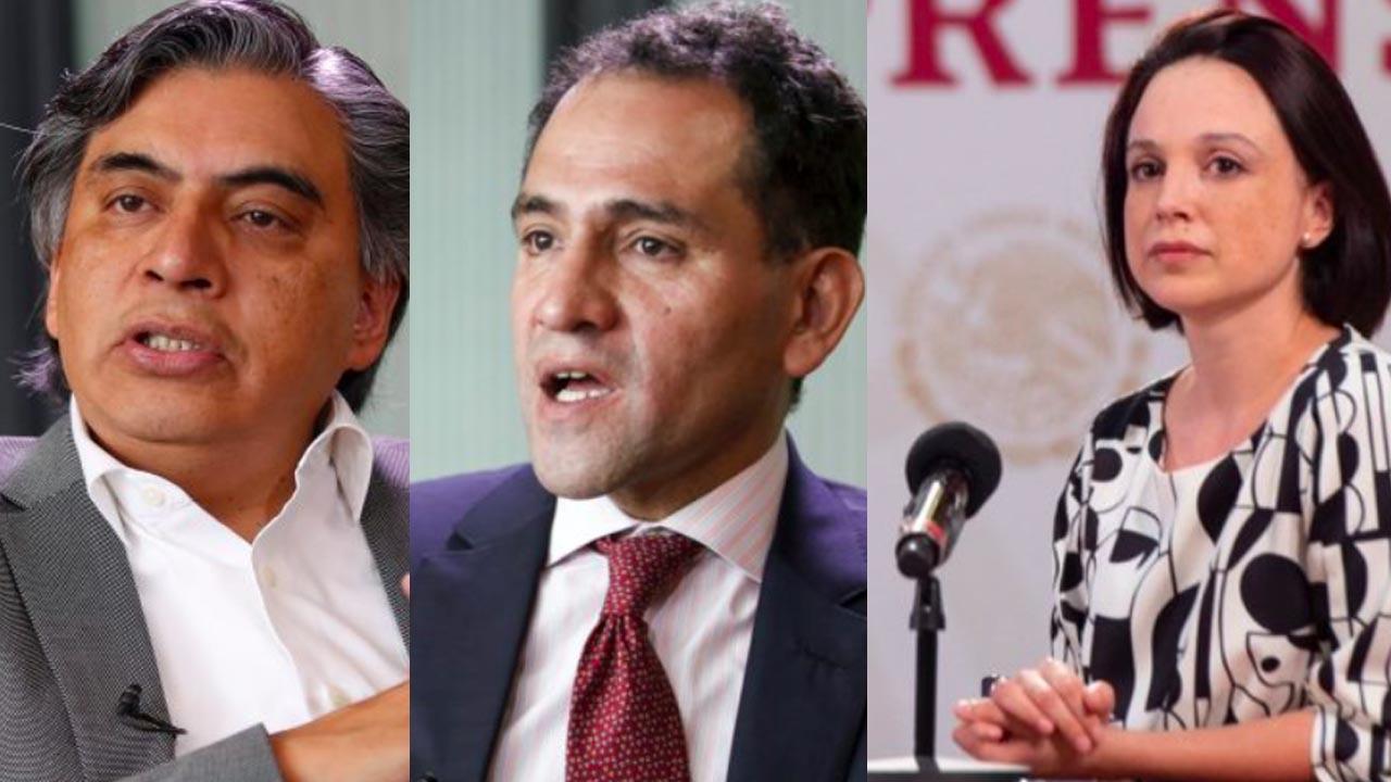 Estos son tres posibles sustitutos del gobernador del Banco de México