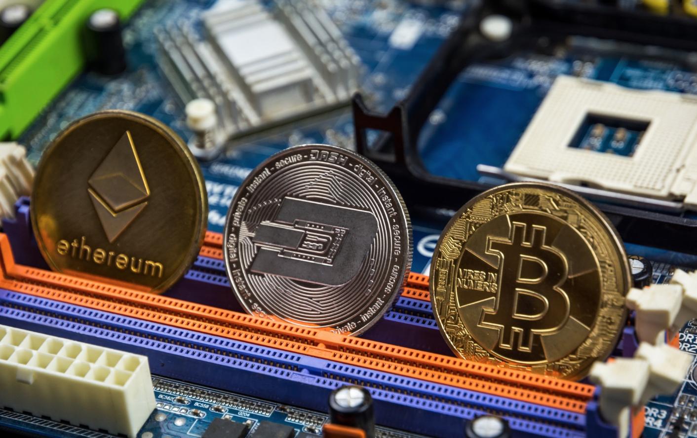 Ethereum, Dogecoin y estas otras criptomonedas impulsan el mercado