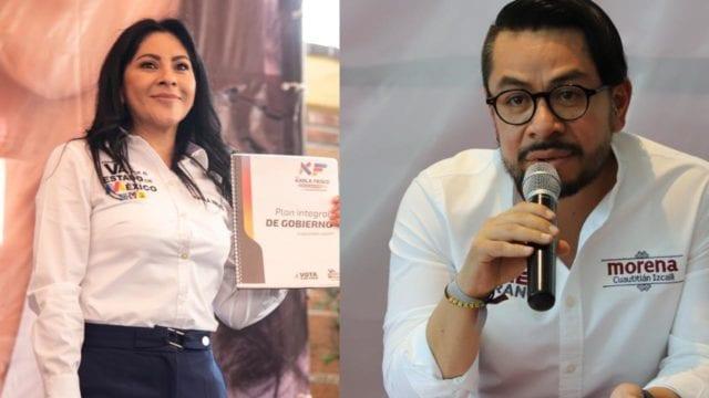 Empate técnico por municipio de Cuautitlán Izcalli: encuesta