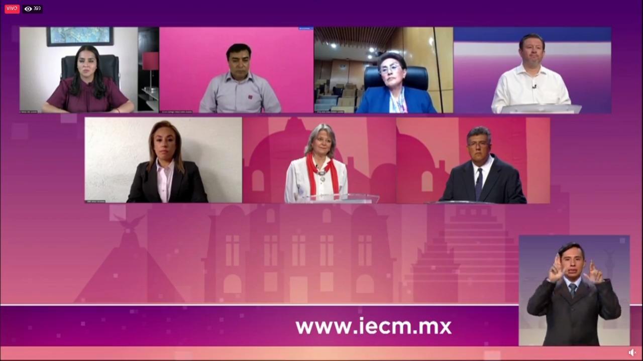 Más hospitales y policías, proponen en debate por Magdalena Contreras