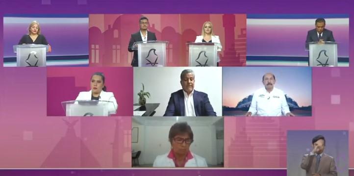'Pillo, ruinas, fallido, corrupción': se dan con todo en debate por Iztacalco