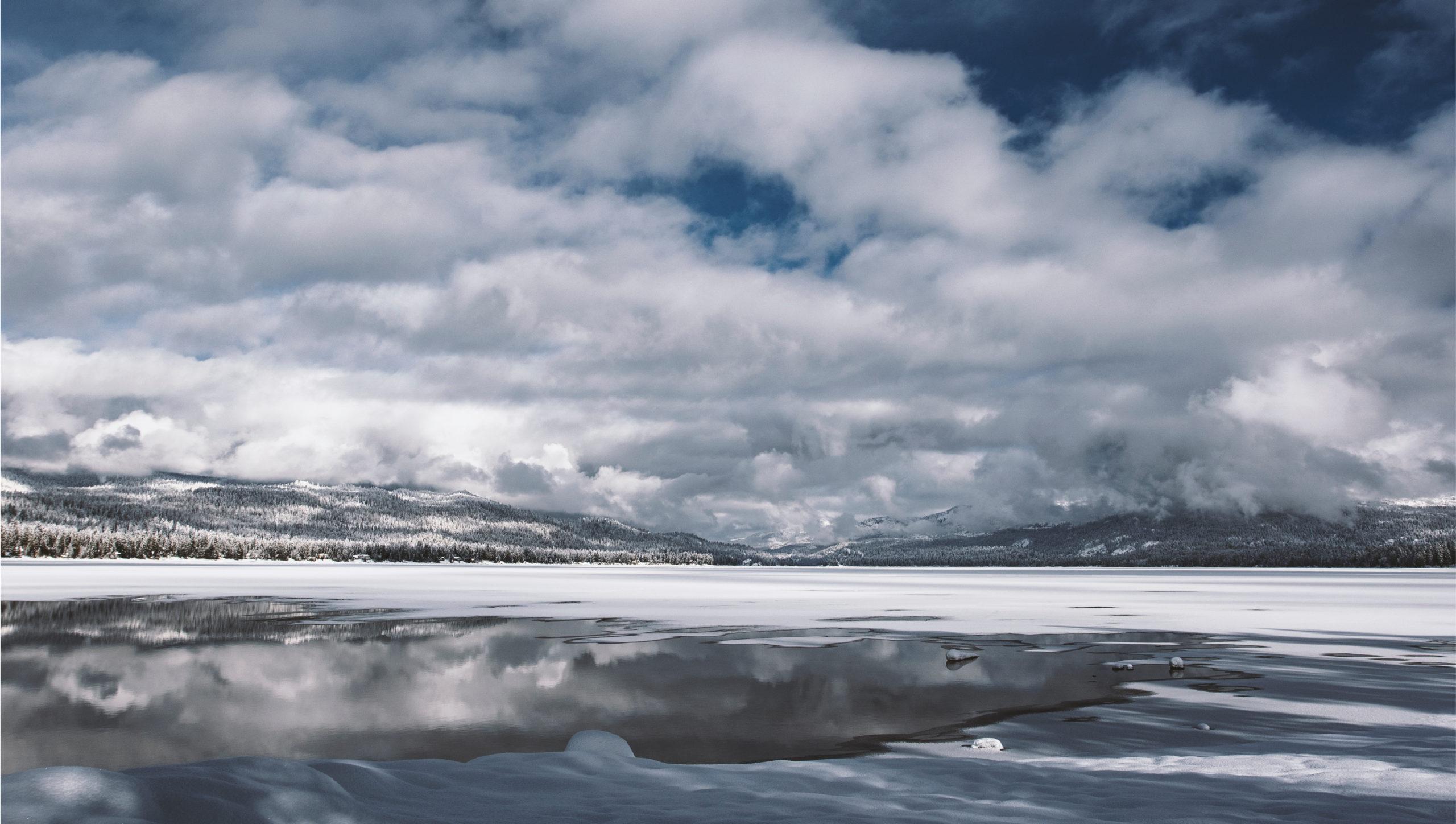 Deshielo del Antártico favorece la formación de nubes, según científicos