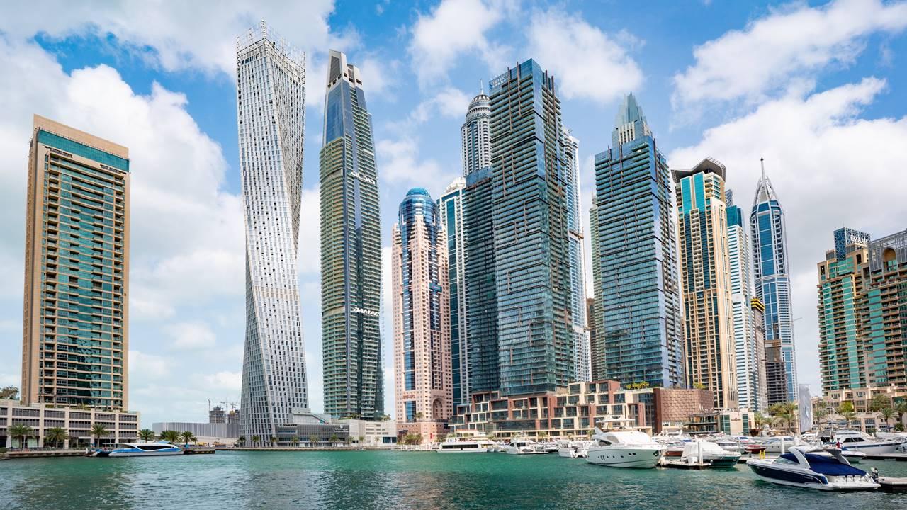 Emiratos Árabes detecta Covid-19 en aeropuertos con perros