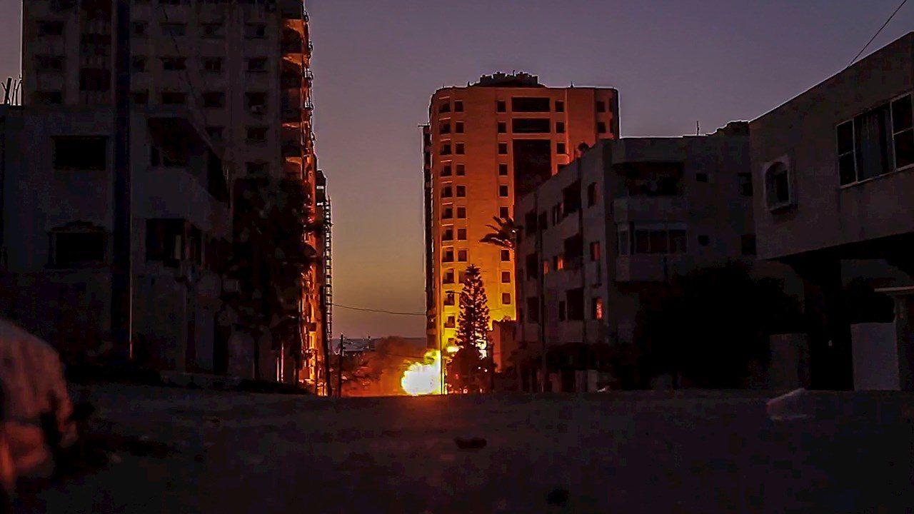 ONU alerta que Israel y Palestina van hacia una guerra a gran escala