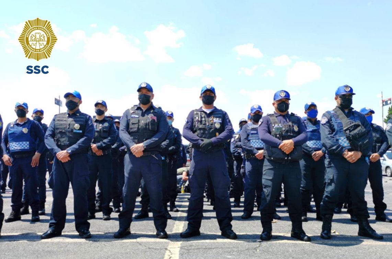 Gobierno de la CDMX impedirá festejos masivos por final de Liga Mx con 1,300 policías
