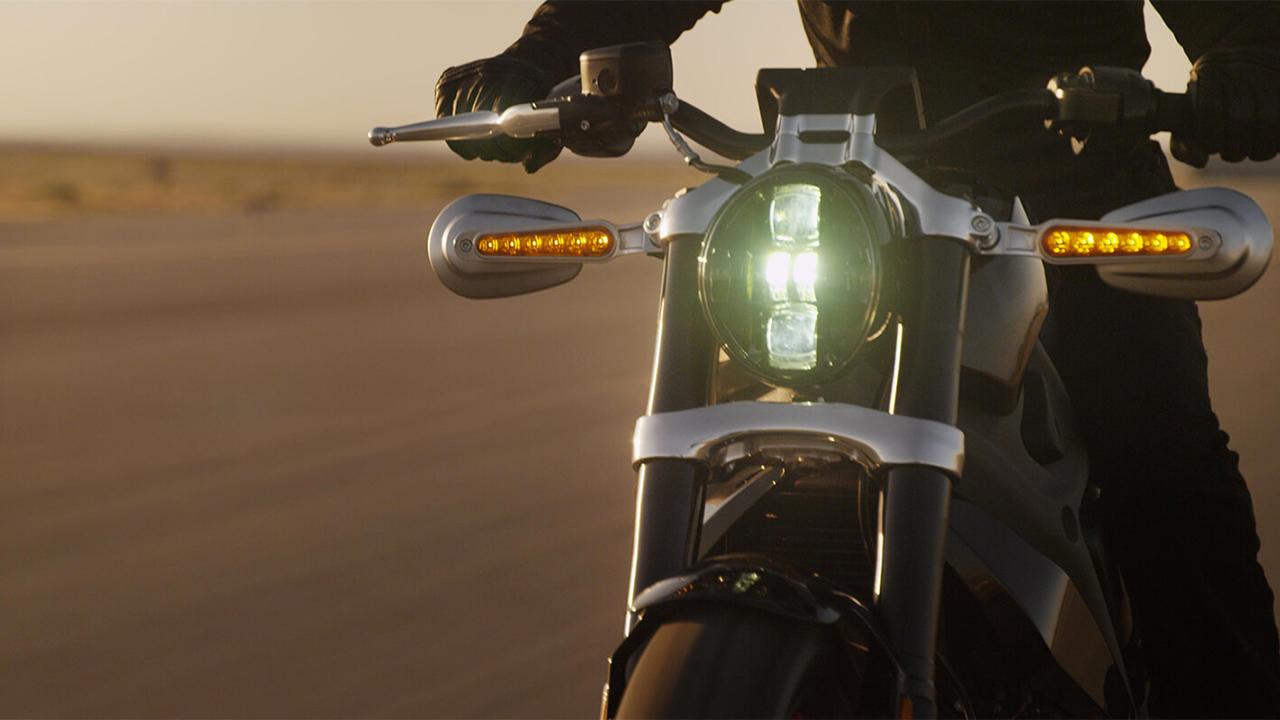 Harley-Davidson lanza LiveWire, marca de motocicletas eléctricas