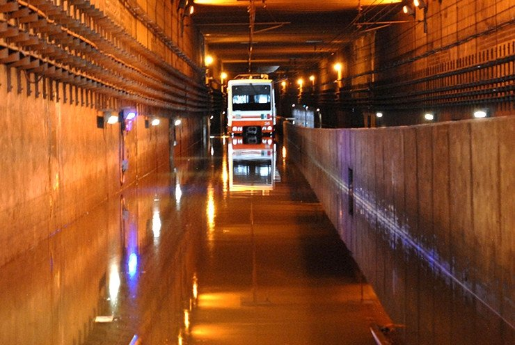 Nueve empresas, 87.2 mdp y el Metro no logra mitigar afectaciones por lluvias