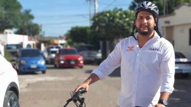 Dejé mi sueño de ser diputado por la gubernatura de Sonora: Manuel Scott