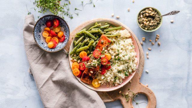 Mejoramiento de alimentos nutrición