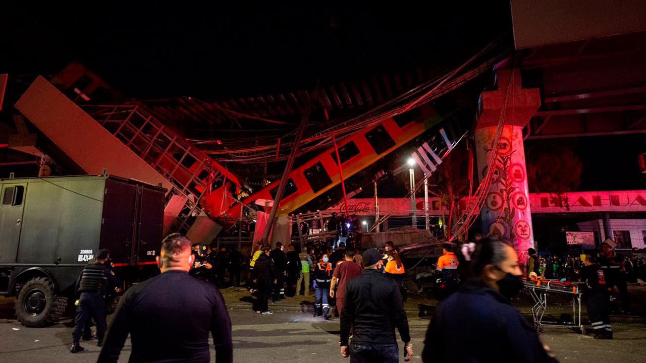 Crónica visual de una tragedia anunciada en la L12 del metro